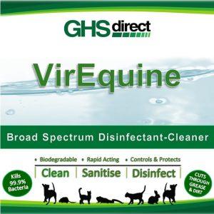 VirEquine Label pic